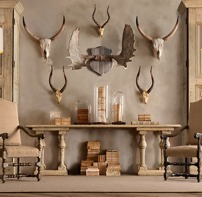 Haus and Home: Antlers Galore!