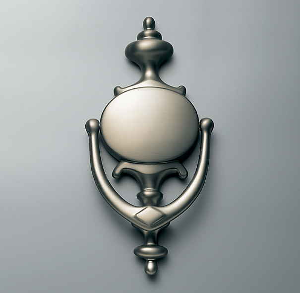 Large Plate Door Knocker