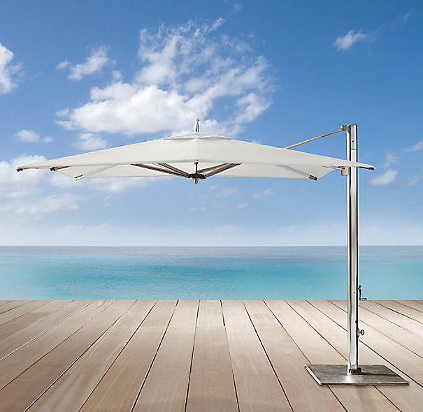 Tuuci® Ocean Master Max Single Cantilever Umbrella