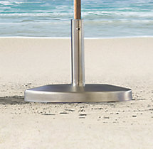 Stainless Steel Umbrella Stand Round