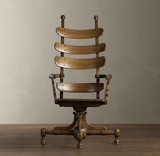 1850 French Dentist's Chair