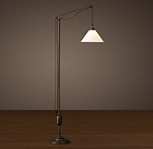 Counterweight Task Floor Lamp