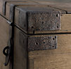 Heirloom Silver Coffee Trunk Large