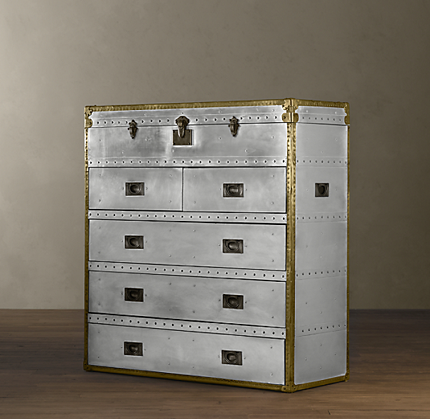 Aviator Trunk Chest