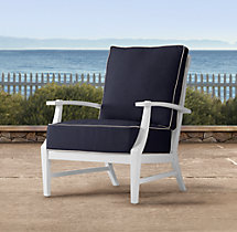 Cape Cod Lounge Chair Cushion