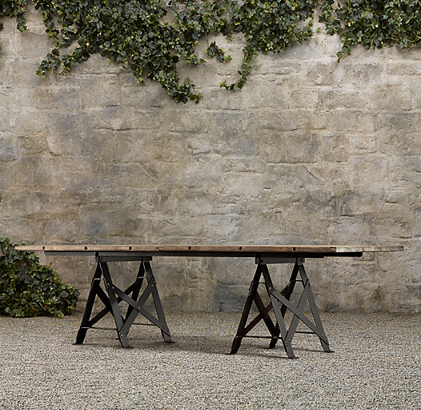 Brickmaker's Dining Table