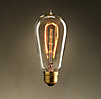 1890 Single-Loop 40W Filament Bulb