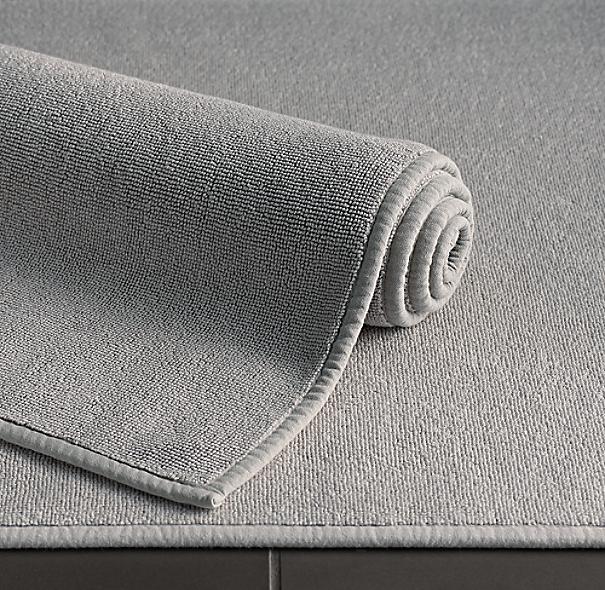 garment washed turkish terry bath mat. Black Bedroom Furniture Sets. Home Design Ideas
