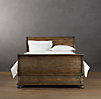 St. James Sleigh Bed