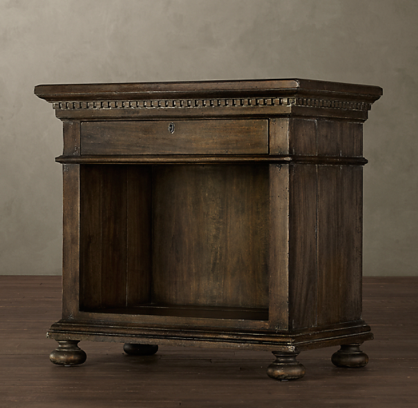St. James Open Nightstand