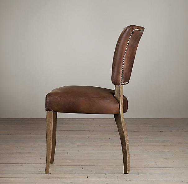Adéle Leather Dining Chair