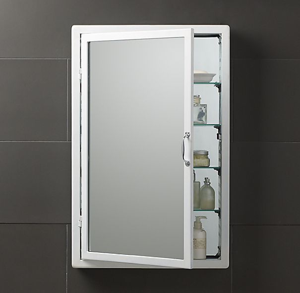 Pharmacy Wall-Mount Medicine Cabinet