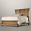 St. James Bed Without FootBoard