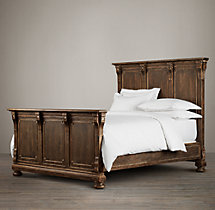 St. James Panel Bed