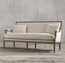 Auguste Salon Bench