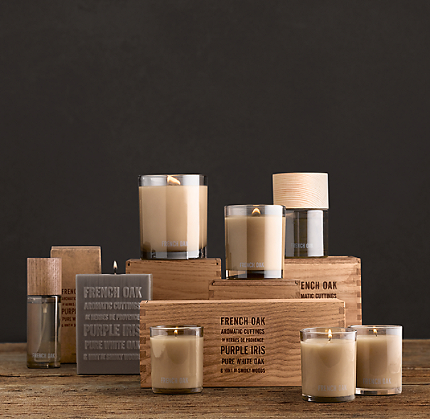 French Oak Scent Collection