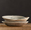 Vintage Indian Stone Bowls