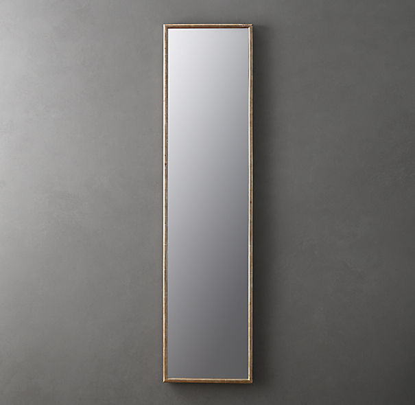 Silver-Gilt English Dressing Mirrors