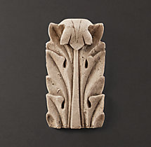 Architectural Plaster Fragments - Acanthus