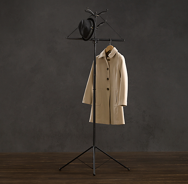 Field Generals Coat Rack