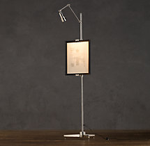 Circa 1970 Lighted Easel