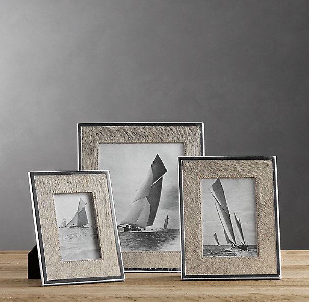 Hair-On-Hide Frames
