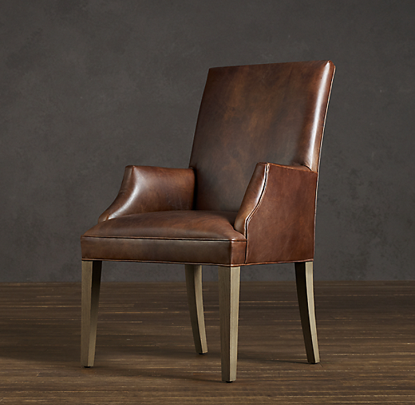 Hudson Parsons Leather Armchair