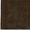 Distressed Wool Rug Swatch - Chocolate