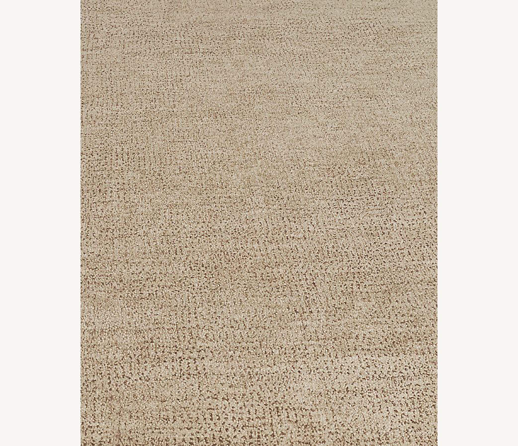 Heathered Wool Rug - Sand