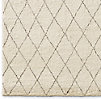 Dara Rug Swatch - Cream