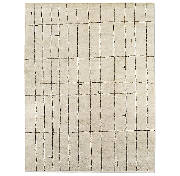 Marra Rug Swatch - Cream