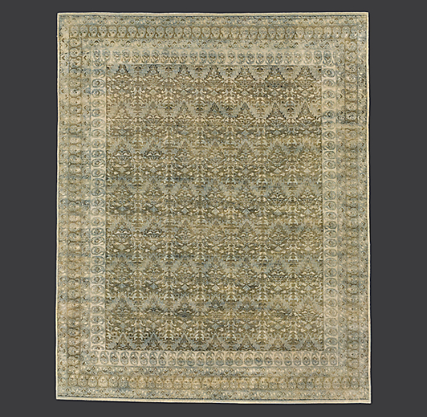 Aara Rug Swatch Grey