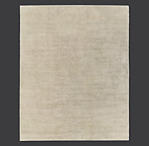Pura Heathered Rug Swatch - Cream