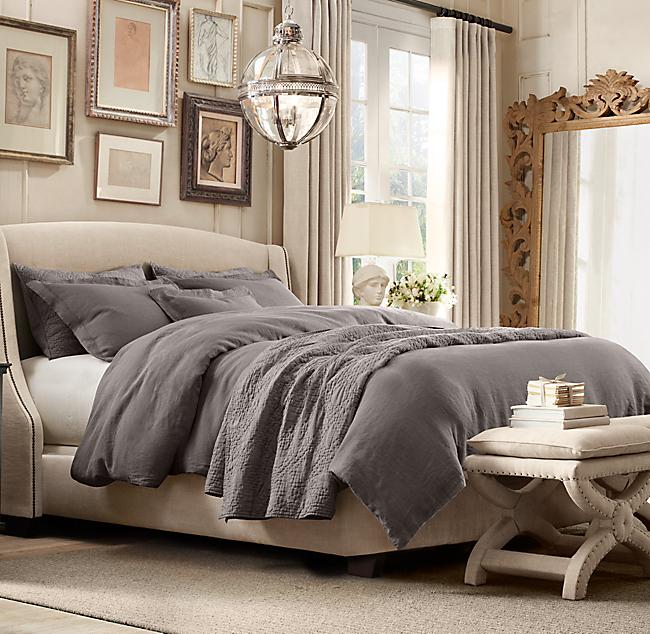 Restoration Hardware Bed Sheets