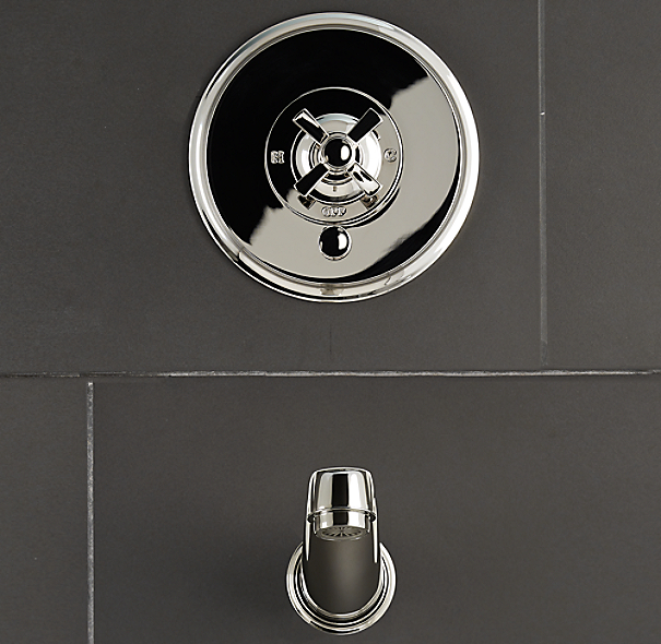 Grafton Balance-Pressure Tub and Shower Valve & Trim Set