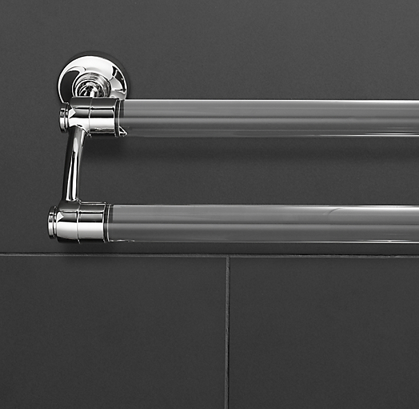 Grafton Double Towel Bar