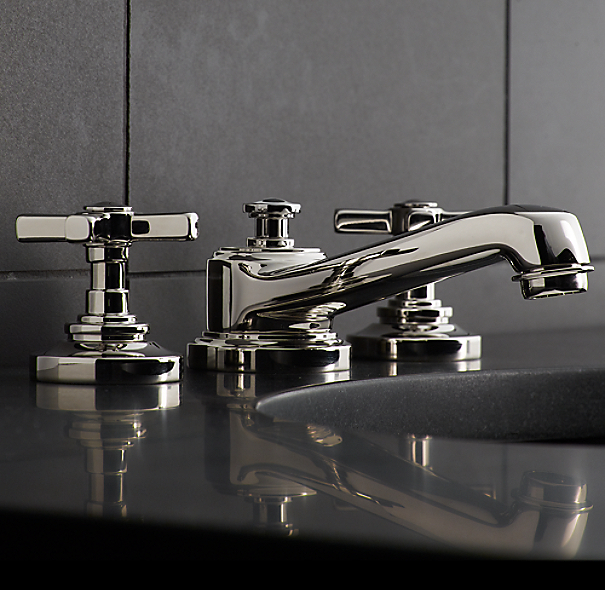 "Grafton 8"" Widespread Faucet Set"