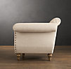 Regency Upholstered Chair
