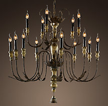18th C. Bartolomeo Chandelier Large
