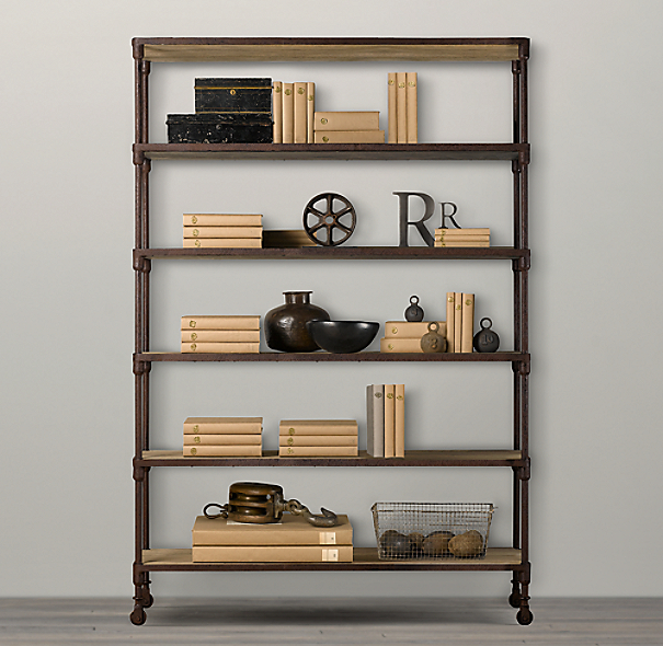 Dutch Industrial Étagère