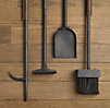 Leather Rivet Hearth Tool Set