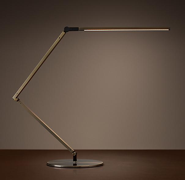 Z-Bar Led Task Table Lamp