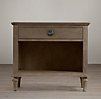 "32"" Maison Open Nightstand"