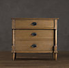 Directoire Closed Nightstand