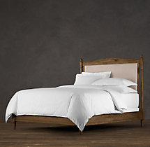 Directoire Bed Without Footboard