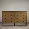 Louis XVI 10-Drawer Dresser