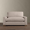 5' Maxwell Upholstered Sofa