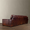 7' Maxwell Leather Sofa