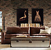 8' Maxwell Leather Sofa