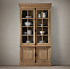 French Casement Sideboard & Hutch